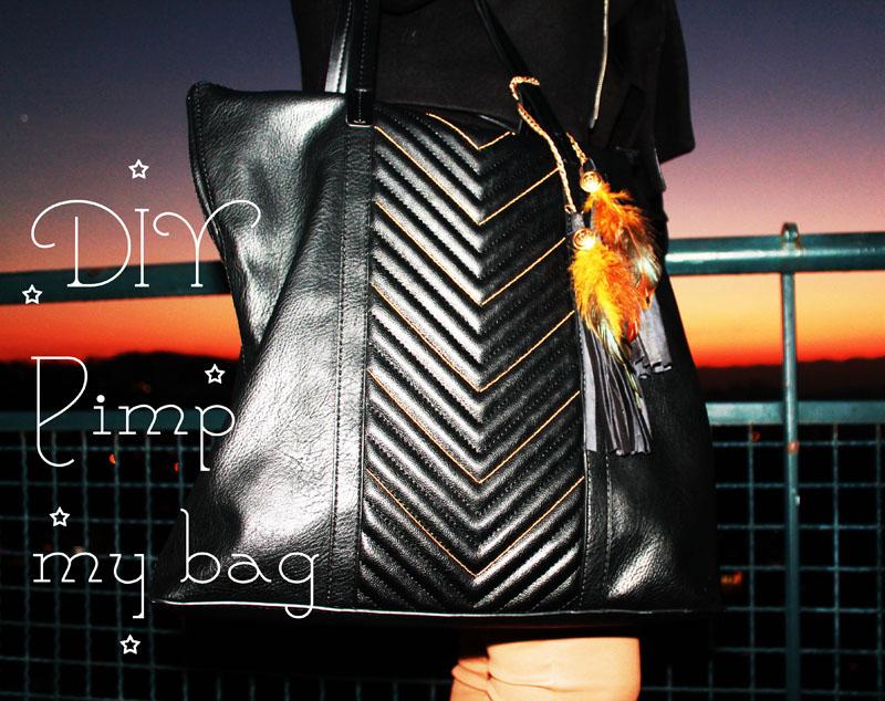 DIY personnalise ton sac