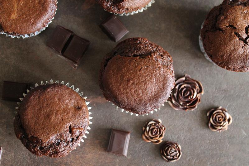 Cake chocolat sans gluten, sans lactose