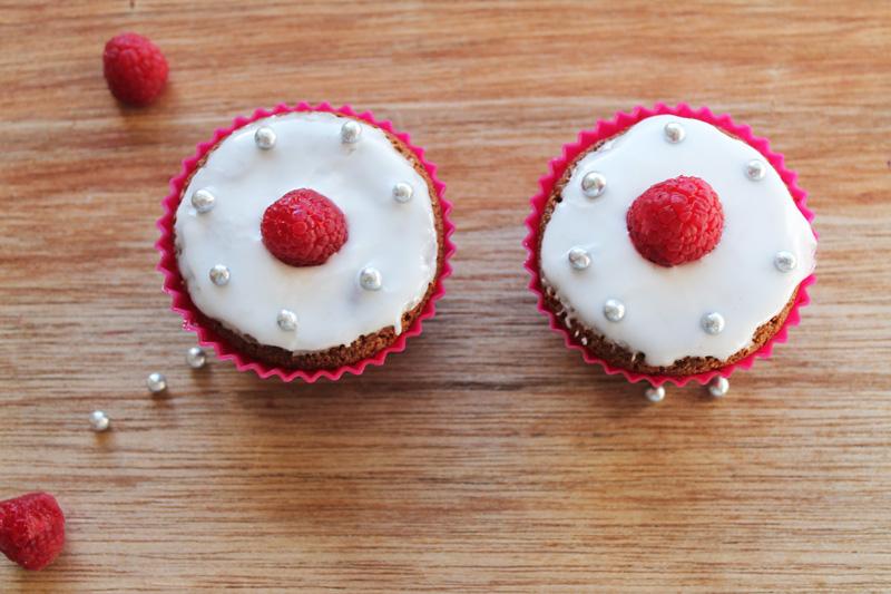 Cupcake sans gluten et sans lactose