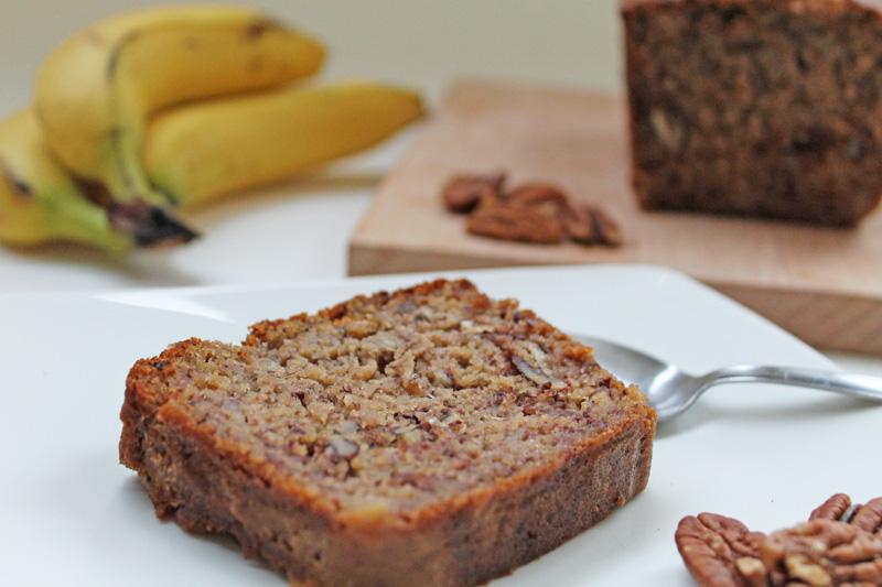 cake banane sans gluten