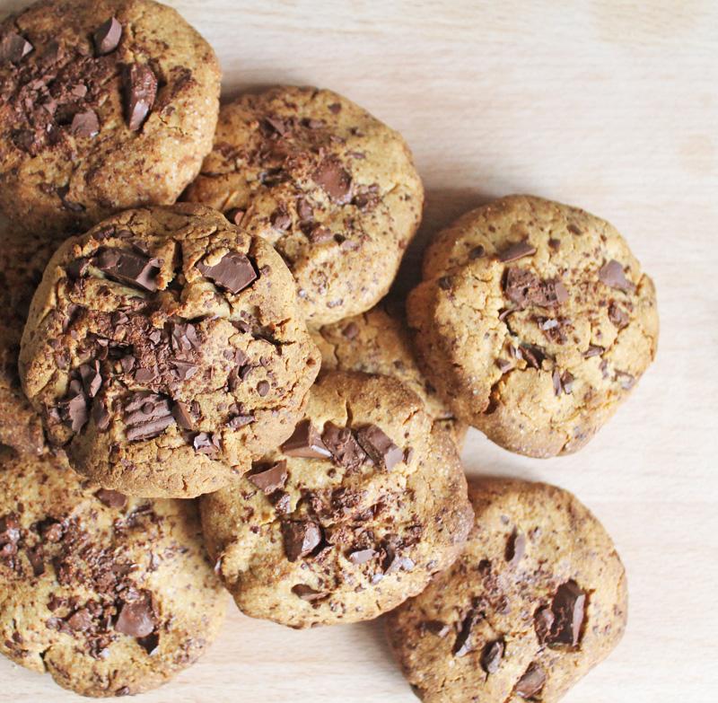 Cookies gluten free & dairy free
