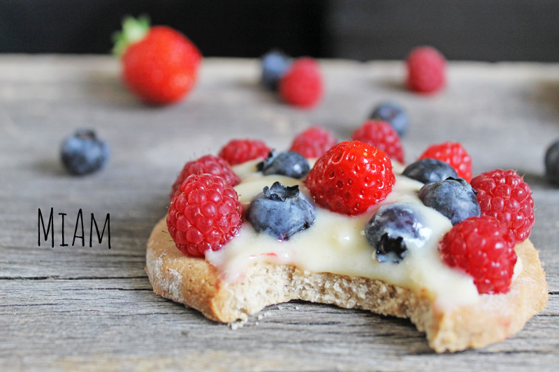 Gluten & dairy free pie
