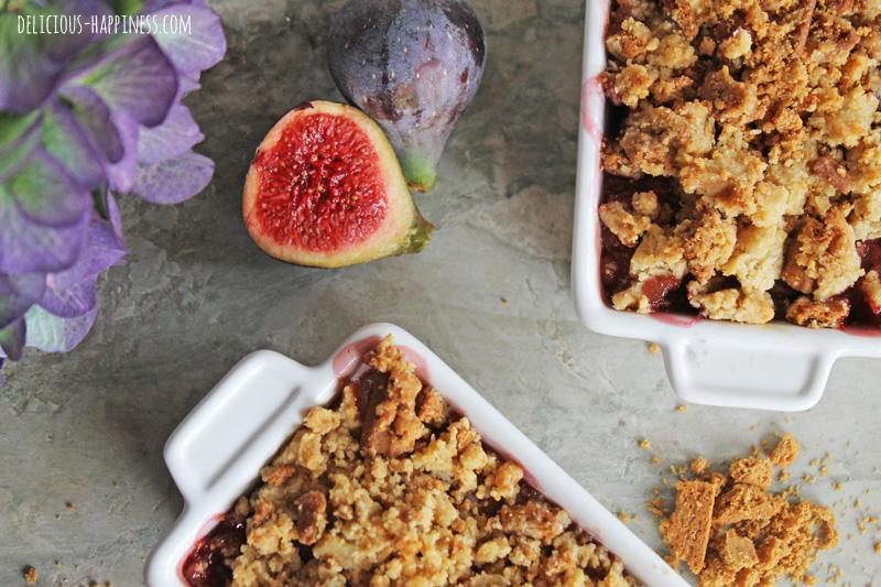 Gluten free & Vegan crumble