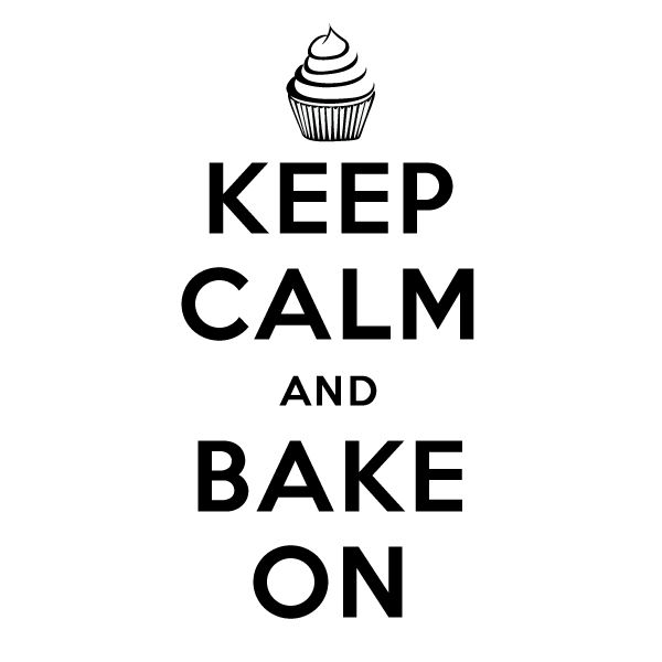 Keep cal and Bake on