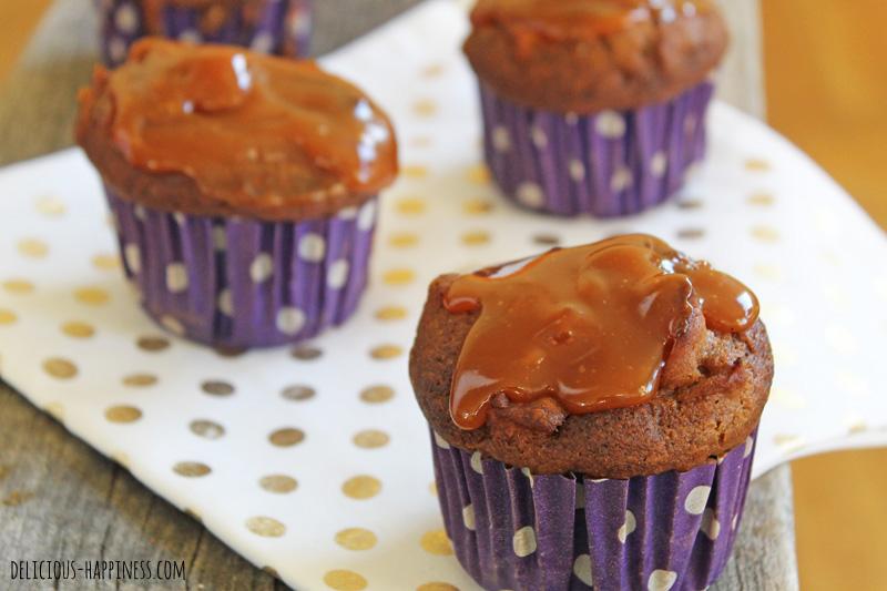 Butternut squash muffin gluten & dairy free