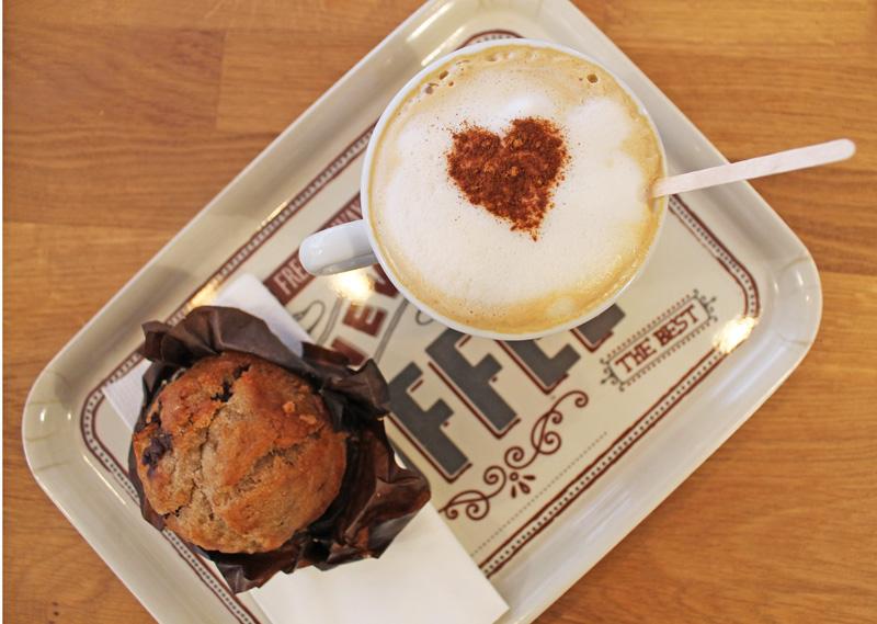 Café sans gluten Paris