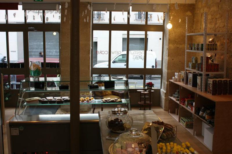 Restaurant Patisserie sans gluten Paris