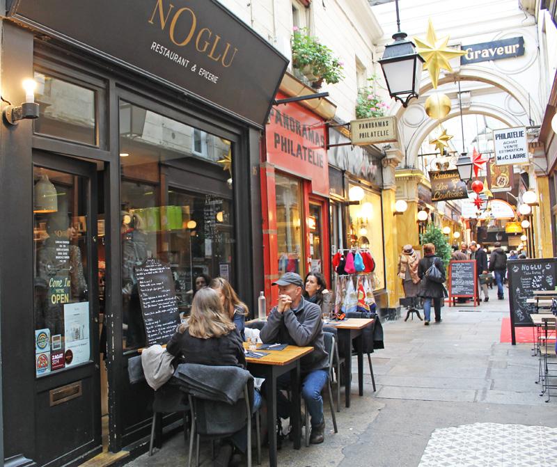Restaurant sans gluten Paris