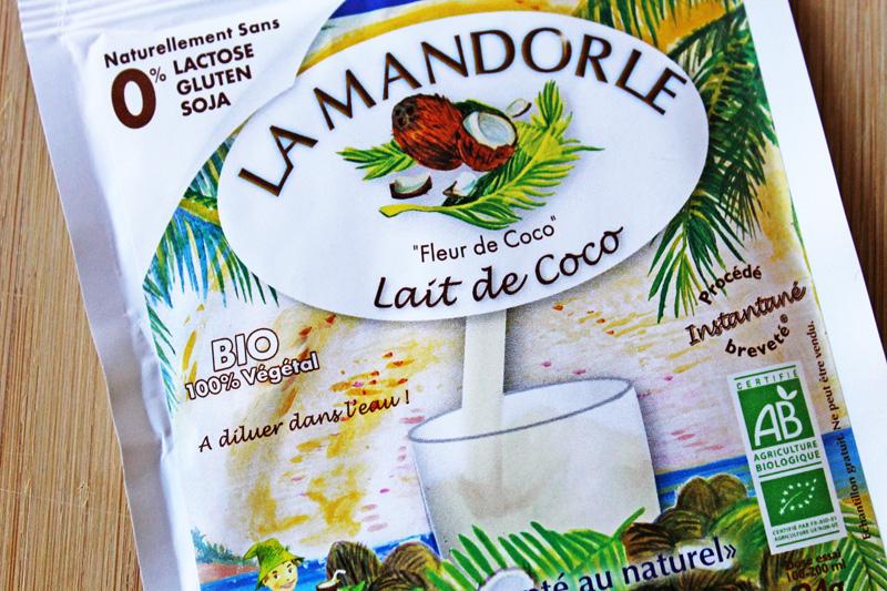 Lait de Coco BIO La Mandorle